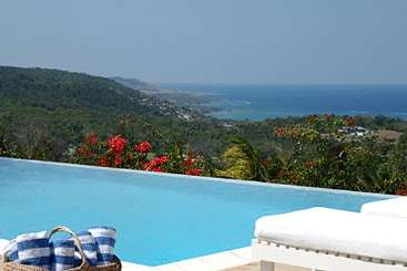 Jamaica Tennis Villa Vista del Mar at the Tryall Club