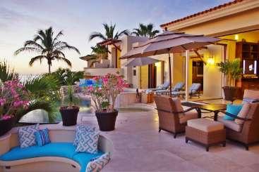 Exterior of Villa LSV BEL (Casa Bella) at Cabo San Lucas, Mexico, Family-Friendly, Pool, 5 Bedroom, 5.5 Bathroom, WiFi, WIMCO Villas