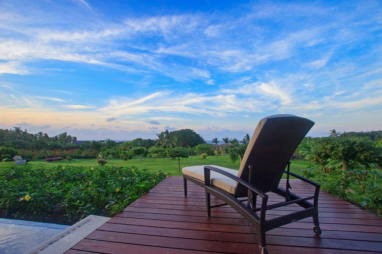 The view from Villa MEX BOR (Boreal - Four Seasons Condo) at Punta Mita, Mexico, Family-Friendly, Pool, 3 Bedroom, 3 Bathroom, WiFi, WIMCO Villas