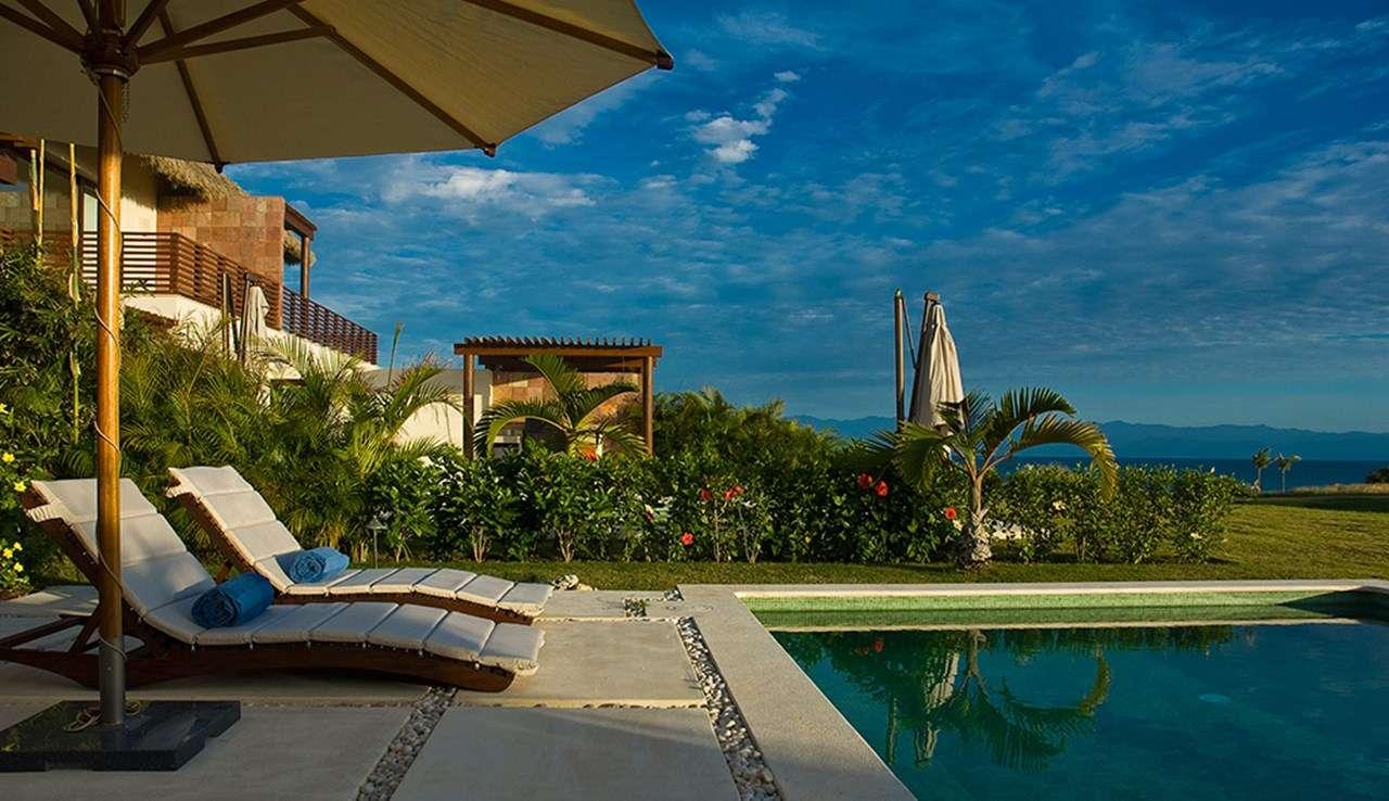 The view from Villa MEX RBI (Rubi - Porta Fortuna #2) at Punta Mita, Mexico, Family-Friendly, Pool, 3 Bedroom, 4 Bathroom, WiFi, WIMCO Villas