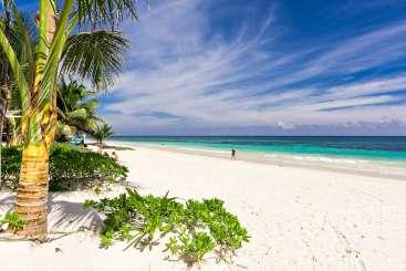Beach at Villa ML6 BEJ (Bejuco House) at Tulum, Mexico, Family-Friendly, Pool, 3 Bedroom, 3 Bathroom, WiFi, WIMCO Villas