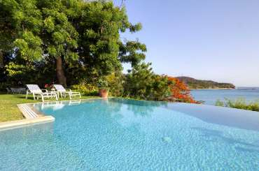 Mustique Romantic Retreat, Honeymoon Villa Blue Waters