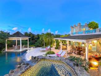 Mustique Romantic Retreat, Honeymoon Villa Greystone Cottage