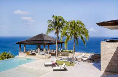 Mustique Rockstar Retreat, Luxury Villa Hummingbird