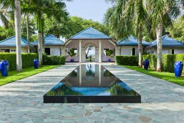 Mustique Beachfront Villa Jacaranda