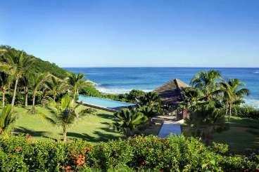 Mustique Rockstar Retreat, Luxury Villa Sleeping Dragon
