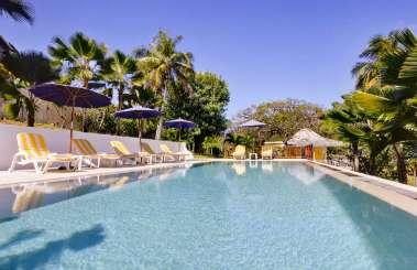 Villa Pool at Villa MV ZAH (Zahara) at Hillside, Mustique, Family-Friendly, Pool, 4 Bedroom, 4 Bathroom, WiFi, WIMCO Villas