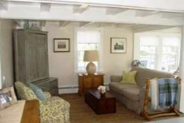 Living Room at Villa NAN BEA (BEA) at Siasconset, Nantucket, Family-Friendly, No Pool, 3 Bedroom, 2 Bathroom, WiFi, WIMCO Villas