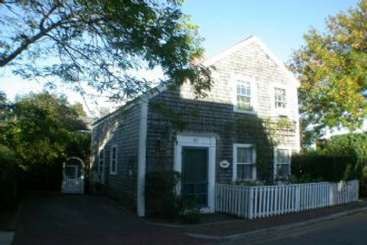 Exterior of Villa NAN FAI at Town, Nantucket, Family-Friendly, No Pool, 2 Bedroom, 2 Bathroom, WiFi, WIMCO Villas