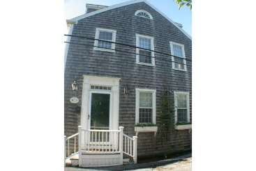 Exterior of Villa NAN FAY1 at Town, Nantucket, Family-Friendly, No Pool, 2 Bedroom, 2.5 Bathroom, WiFi, WIMCO Villas