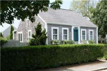 Exterior of Villa NAN ORA2 (ORA2) at Town, Nantucket, Family-Friendly, No Pool, 2 Bedroom, 1 Bathroom, WiFi, WIMCO Villas