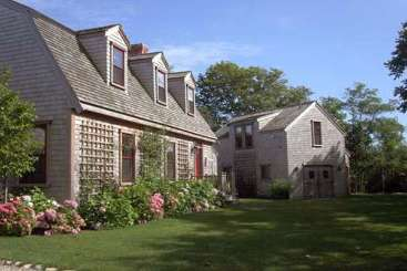 Exterior of Villa NAN WES (WES) at Town, Nantucket, Family-Friendly, No Pool, 5 Bedroom, 5 Bathroom, WiFi, WIMCO Villas