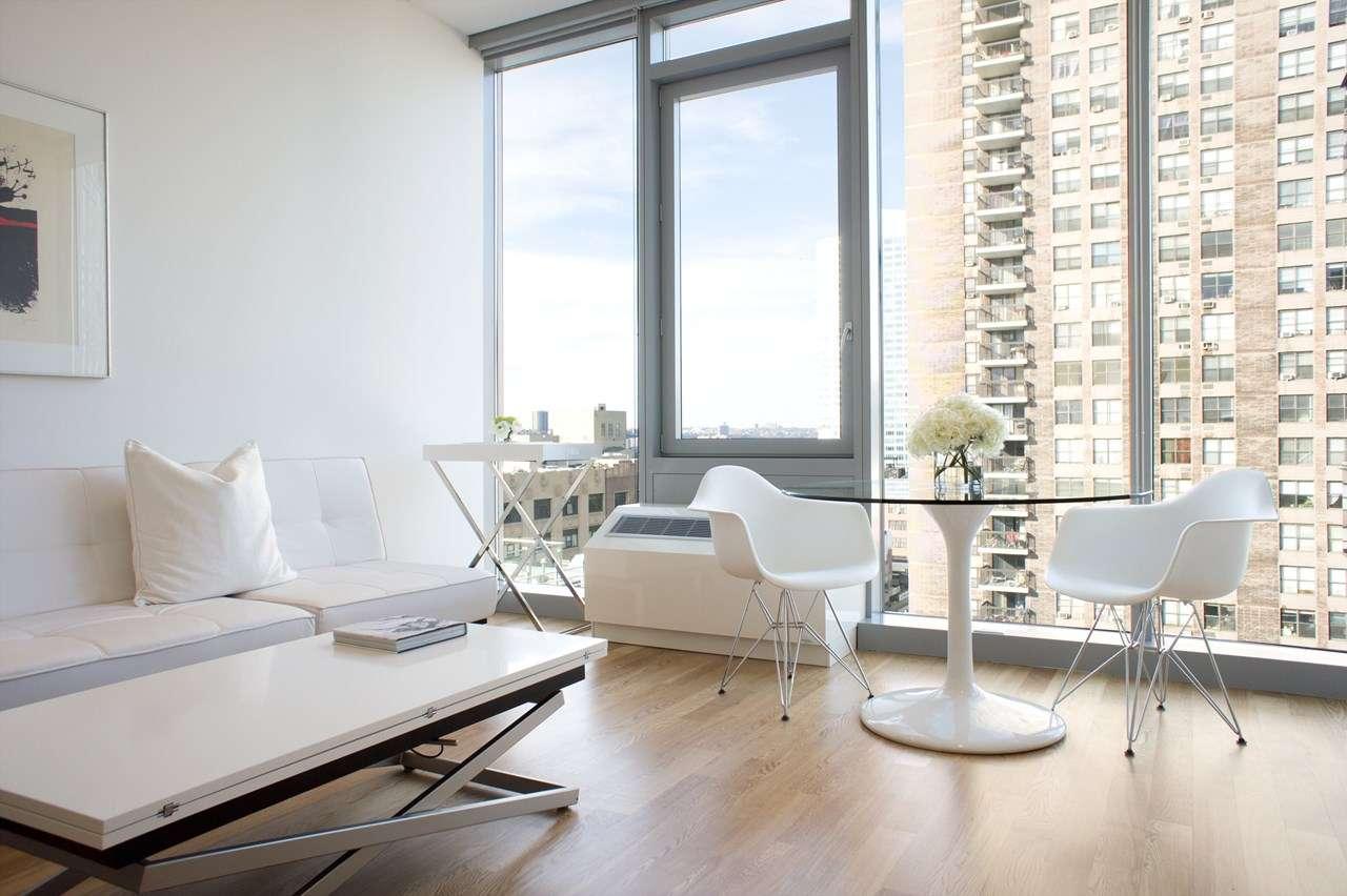 Living Room at Villa NYA M49 (Mercedes House 1249) at Manhattan, New York, Family-Friendly, No Pool, 1 Bedroom, 1 Bathroom, WiFi, WIMCO Villas