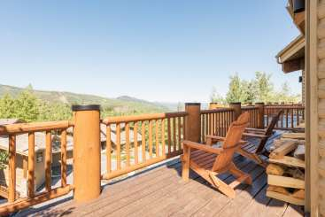 The view from Villa PKC DE9 (Double Eagle #9) at Park City, Park City, Family-Friendly, No Pool, 3 Bedroom, 4 Bathroom, WiFi, WIMCO Villas