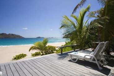The view from Villa WV FAY (Flamands Beach) at Flamands Beach, St. Barthelemy, Family-Friendly, No Pool, 2 Bedroom, 2 Bathroom, WiFi, WIMCO Villas