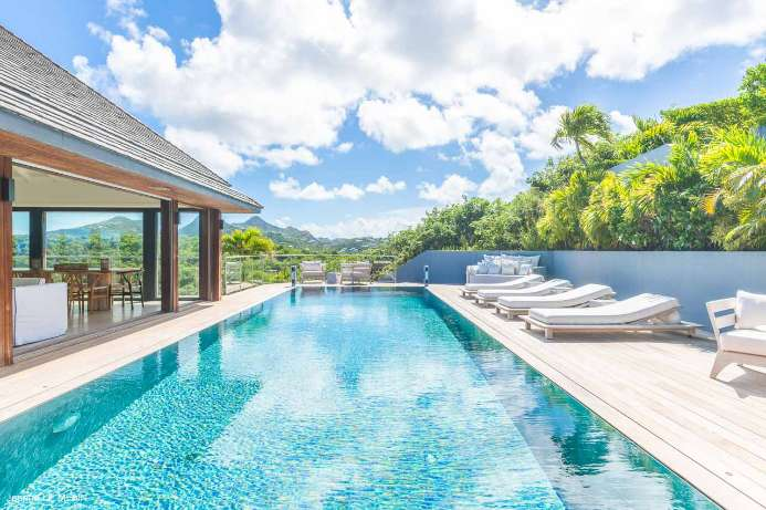 Villa WR ANS, Anse des Caye, St Barths Real Estate listing