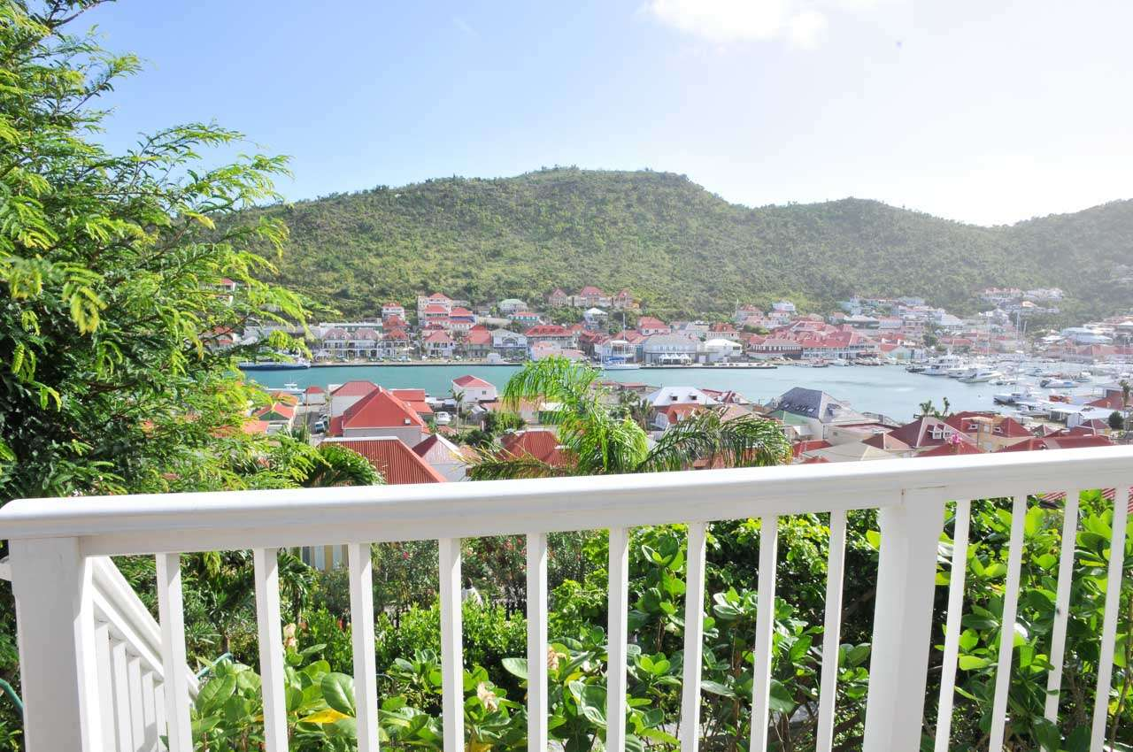 WIMCOsbh, Property for sale, WR ROZ, Gustavia, 4 Bedroom, View from Villa