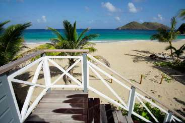 Beach at Villa WV ALB (Polaris) at Flamands Beach, St. Barthelemy, Family-Friendly, Pool, 2 Bedroom, 2 Bathroom, WiFi, WIMCO Villas