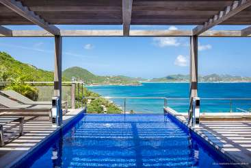 St Barths Romantic Retreat, Honeymoon Villa Samsara