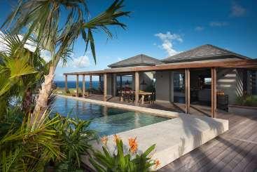 St Barths Caribbean Villa Special, VillaImagine