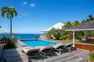 St Barths Value Villa La Carette