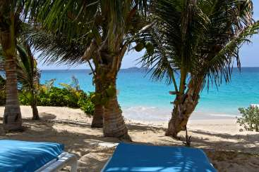 Beach at Villa WV CLA (Celina) at Flamands Beach, St. Barthelemy, Family-Friendly, Pool, 2 Bedroom, 1 Bathroom, WiFi, WIMCO Villas