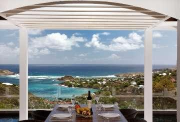 St Barths Caribbean Villa Special, VillaPlein Ciel