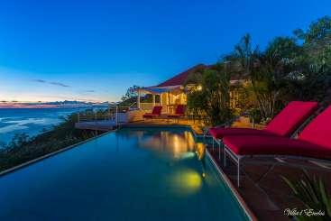 Villa Pool at Villa WV CLO (L Enclos) at Colombier, St. Barthelemy, Family-Friendly, Pool, 2 Bedroom, 2 Bathroom, WiFi, WIMCO Villas