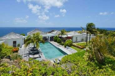 St Barths Caribbean Villa Special, VillaCasa Del Mar