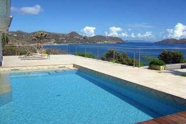 St Barths Romantic Retreat, Honeymoon Villa Villa Les Jardins d'Emmanuel