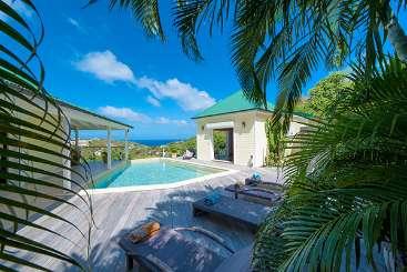 St Barths Caribbean Villa Special, VillaFlorence