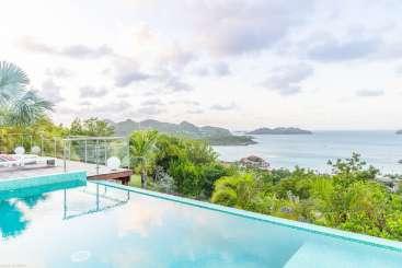St Barths Caribbean Villa Special, VillaIsia