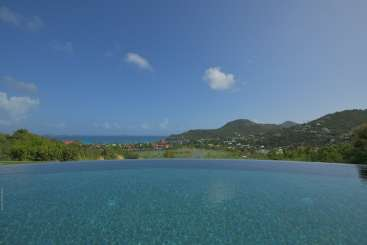 Villa Pool at Villa WV IVY (Ivy) at St. Jean, St. Barthelemy, Family-Friendly, Pool, 2 Bedroom, 2 Bathroom, WiFi, WIMCO Villas
