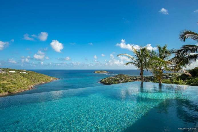 Villa WR JOY, Marigot, St Barths Real Estate listing