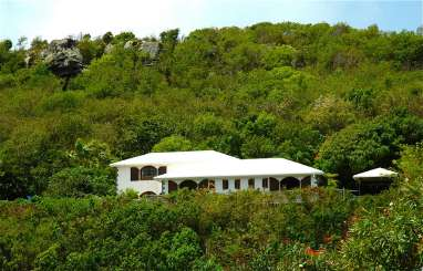 St Barths Romantic Retreat, Honeymoon Villa Kyody