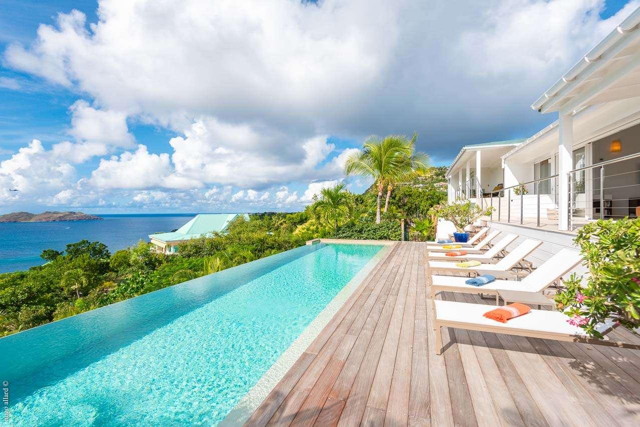 WIMCOsbh, Property for sale, WV LLA, St. Jean, 4 Bedroom, Villa Pool