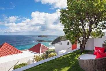 St Barths Caribbean Villa Special, VillaElle