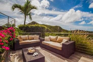 St Barths Romantic Retreat, Honeymoon Villa Mapou