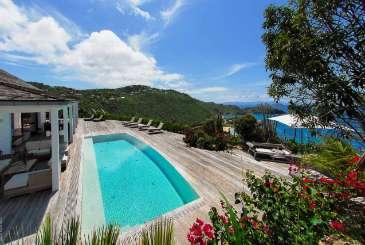 St Barths Caribbean Villa Special, VillaMia
