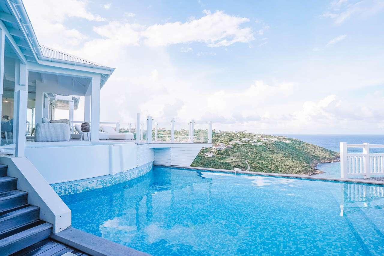 WIMCOsbh, Property for sale, WV MLA, Marigot, 4 Bedroom, Villa Pool