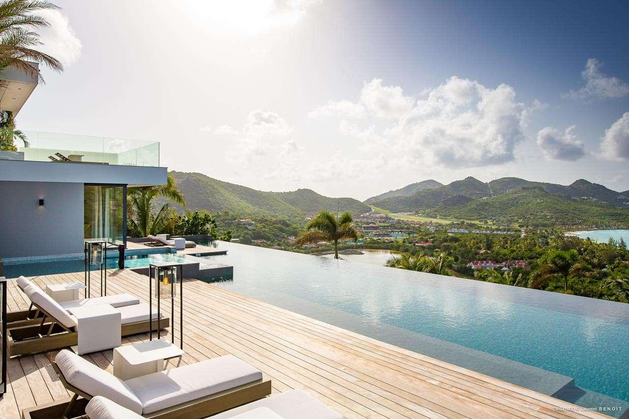 Villa NEO in st barts, vacation rental