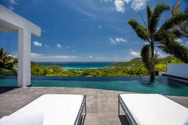 St Barths Rockstar Retreat, Luxury Villa Nirvana