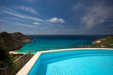 St Barths Caribbean Villa Special, VillaGouverneur View