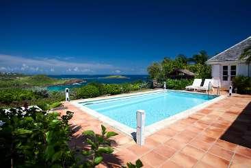 St Barths Caribbean Villa Special, VillaLe Roc