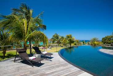St Barths Rockstar Retreat, Luxury Villa Silver Rainbow
