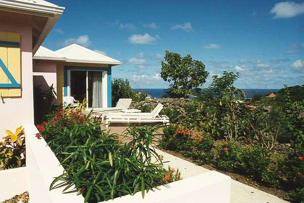 Villa WV STC at Camaruche, St. Barthelemy, No Pool, 1 Bedroom, 1 Bathroom, WiFi, WIMCO Villas