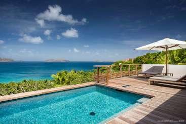 St Barths Caribbean Villa Special, VillaSummertime