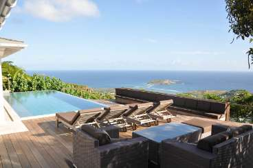 St Barths Caribbean Villa Special, VillaTED