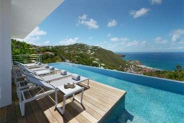 St Barths Caribbean Villa Special, VillaThe Source