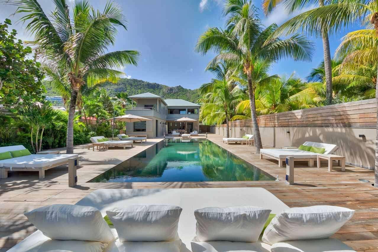 Villa K, Beachfront Villa, St Barths, WV VLK